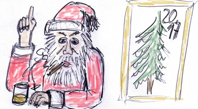 Im Dezember in den Miner's Pub